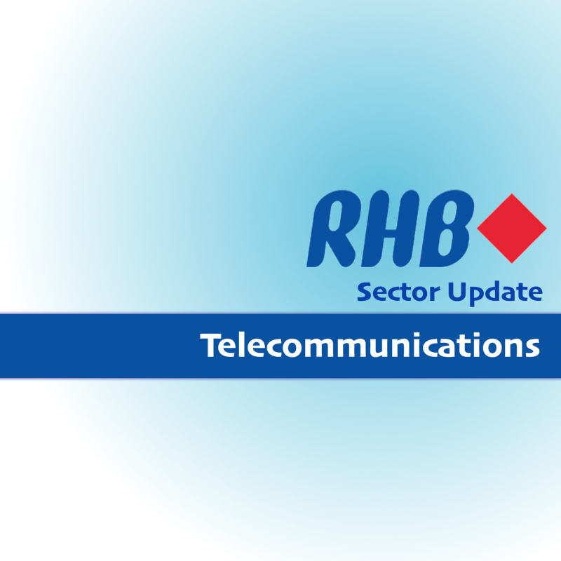 Telecommunications - RHB Invest 2016-09-01: A Three Way Fight