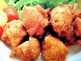 Resep Ayam Garing karaage