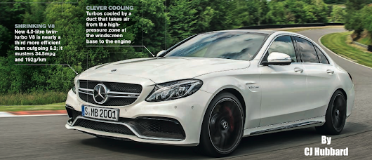 Merc C63 AMG thunders in With a two-cylinder deficit, BMWÕs M3 looks a bit outgunned