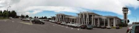 Аэропорт города Гянджа
