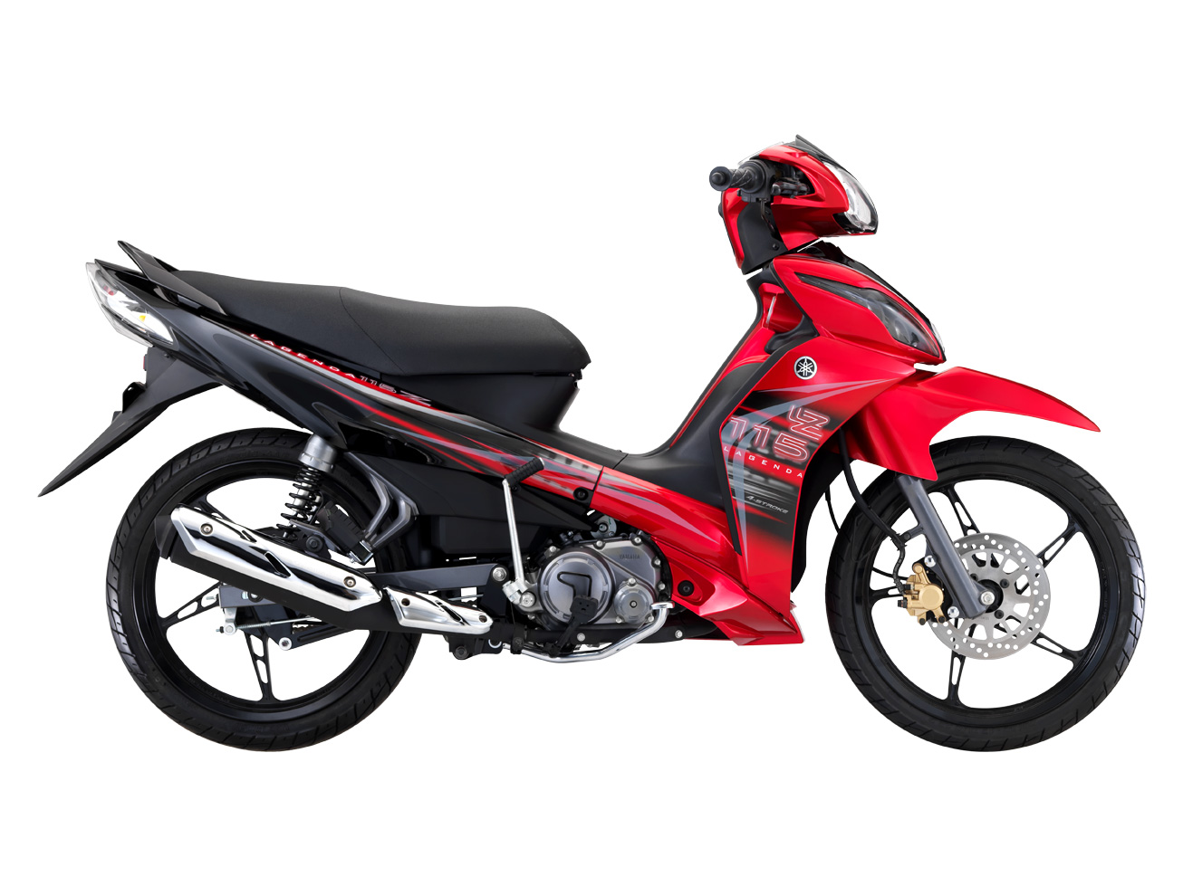 -epalkiwi-: Yamaha Lagenda 115Z Dan 115ZR Kini Lebih Ranggi