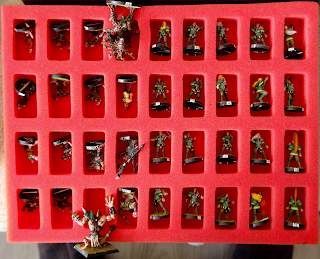 Wood Elves & Skaven Miniatures