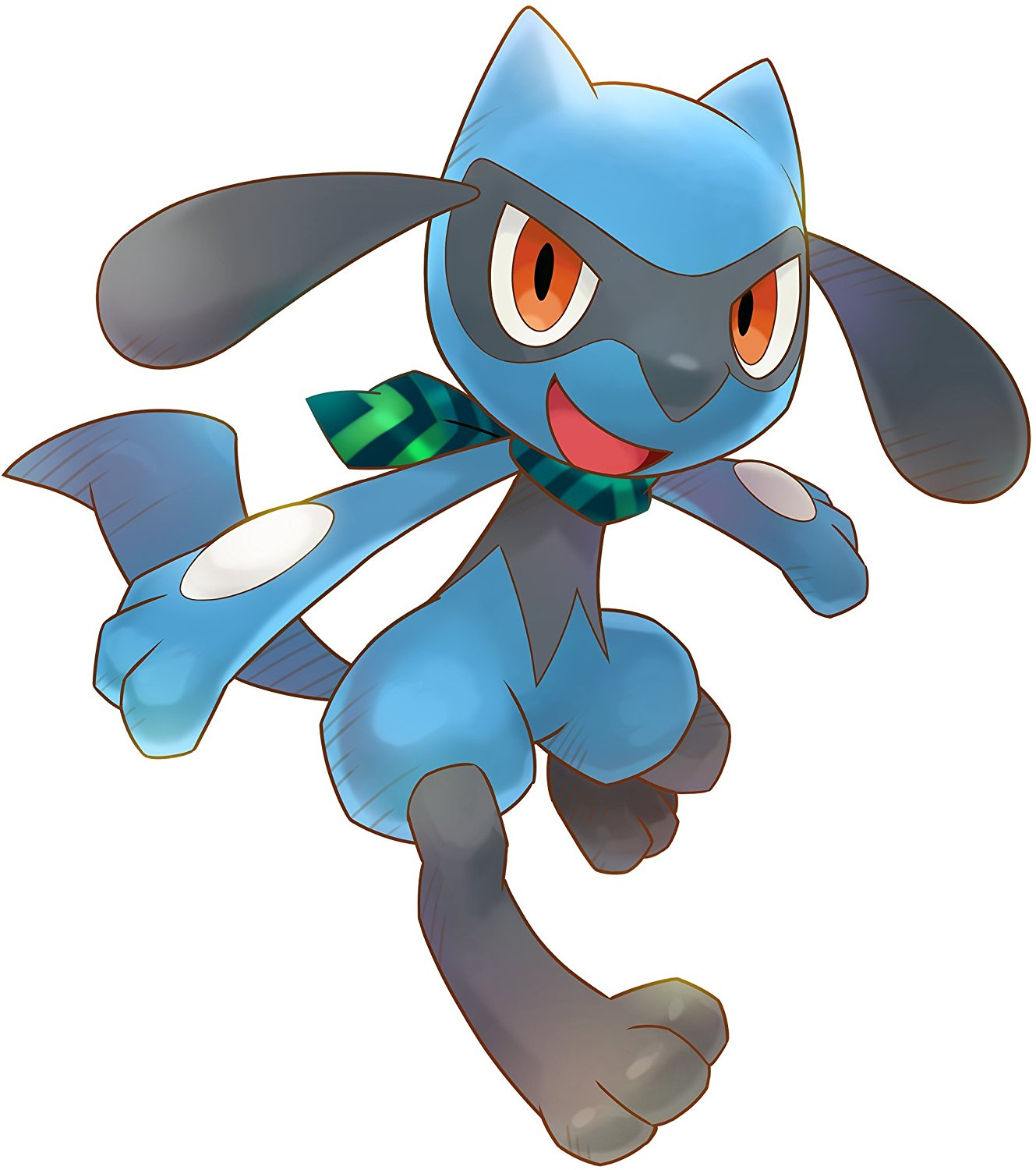 what level does lucario learn aura sphere in pokemon brick bronze