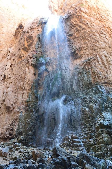 Cascade Wadi Hamra