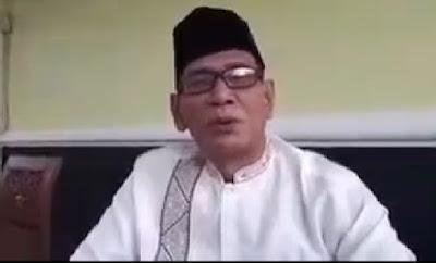 Melalui Video di WhatsApp, Barlian Mansur Ungkap Politik Uang Paslon Tiga