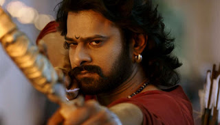 How many crores do the business of 'Bahubali 2' at the end of the second week