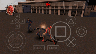 Download Game PPSSPP Spiderman 2 Iso Ukuran Kecil Android