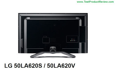 LG 50LA620S / 50LA620V review