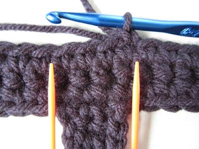 free crochet pattern, applique, dagger, HDML 1321