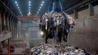 Ανακύκλωση σκουπιδιών για ενέργεια
