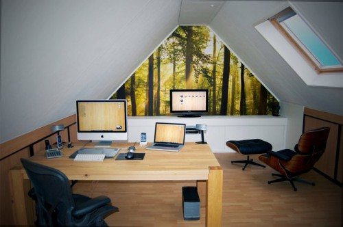 Home Decorating Photos Small Office Design Ideas