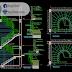 مجموعة بلوكات سلالم (تفاصيل, مقاطع) اوتوكاد dwg