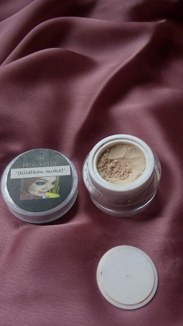 Makeup Review : Sri Pengantin (Kilatkan Muka)