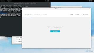 Unity On Fedora - xface2