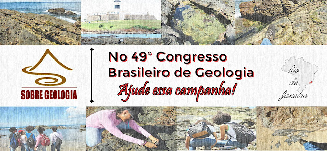 Bem Vindos ao Sobre Geologia!