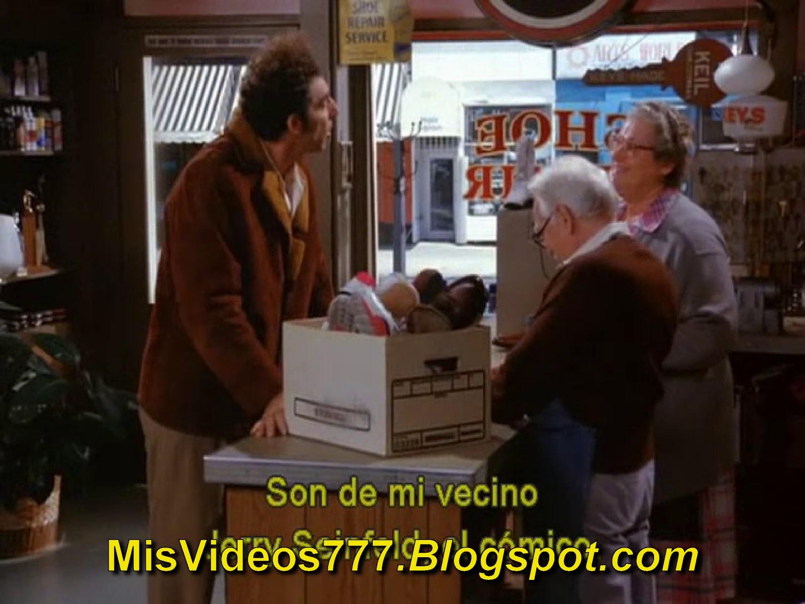 Seinfeld - Temporada 6 Capítulo 7 | MisVideos777