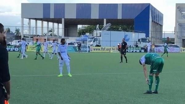 Bahia e Bahia de Feira na final do Campeonato Baiano 2019
