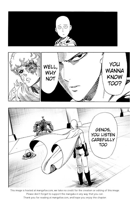 ONE PUNCH MAN CHAPTER 10 Page 30