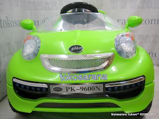 Mobil Mainan Aki Pliko Pk9600N Winner