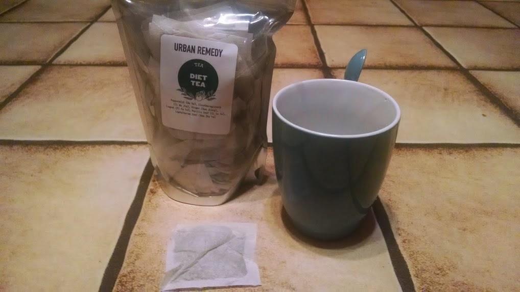 urban slimming tea