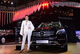 Mercedes tham gia triển lãm VIMS 2017
