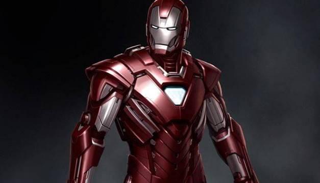 berbagai macam armor iron man dalam komik