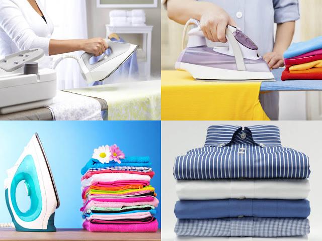 أفضل الطرق والوصفات لتنظيف مكواة الملابس بكل سهولة في المنزل!