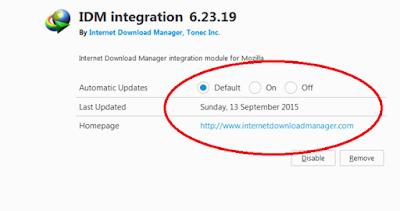 IDM CC For Firefox 40.0.3
