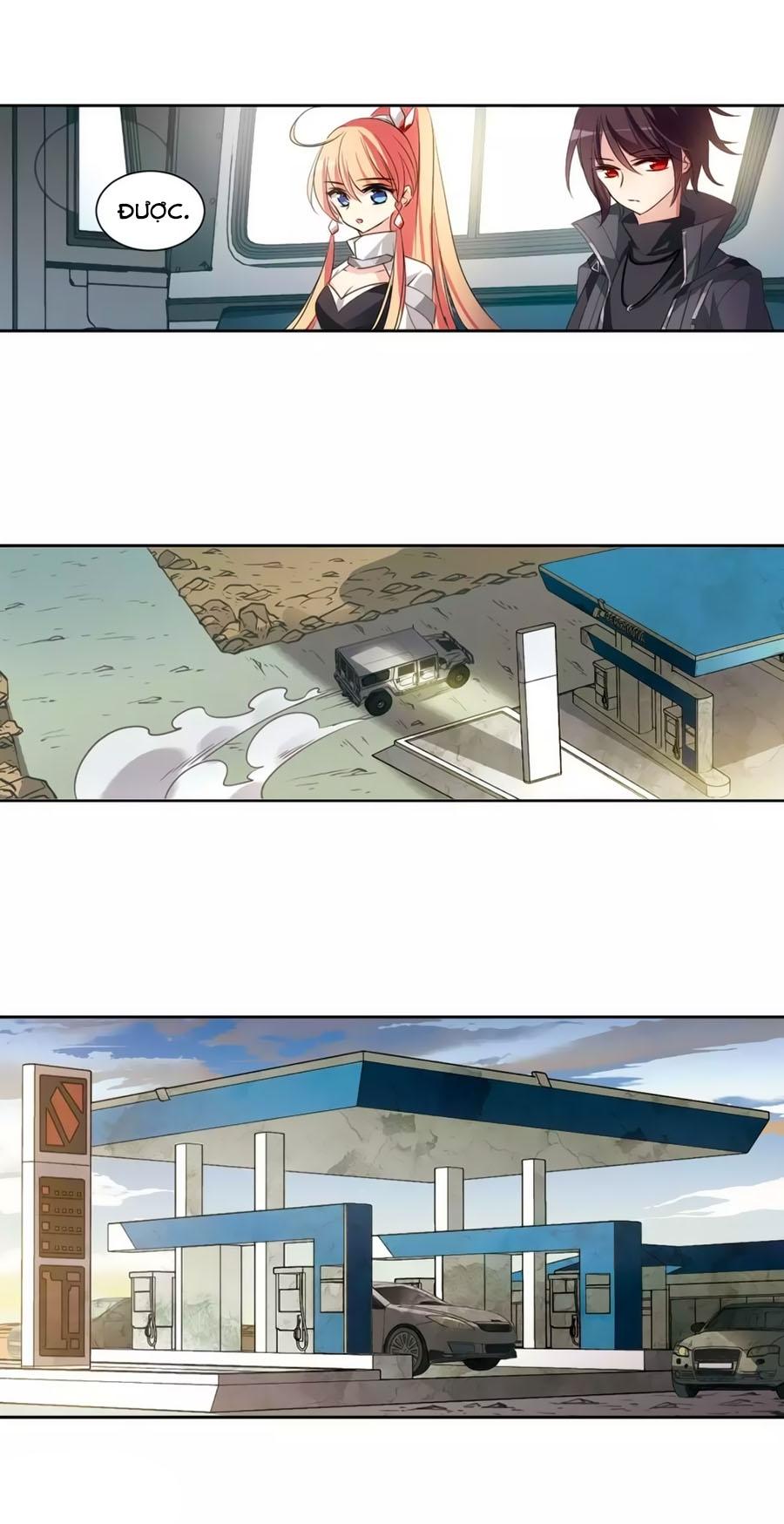 Xuyên Duyệt Tây Nguyên 3000 chap 271.1 - Trang 24