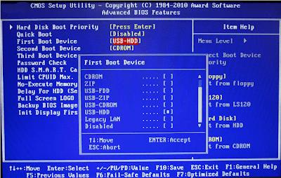 6 Cara Atasi Windows Boot Yang Rusak