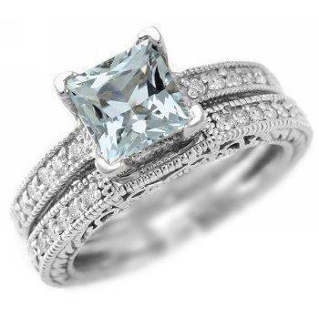 Design Wedding Rings Engagement Rings Gallery: Princess ...