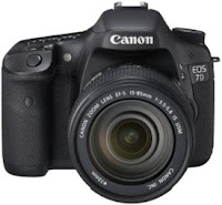 DSLR CANON EOS 7D Kit1