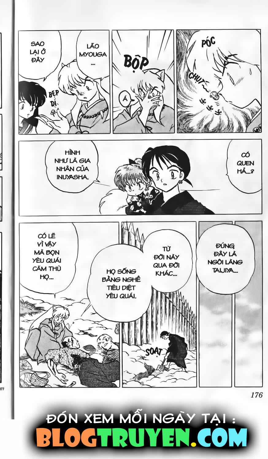 Inuyasha vol 09.10 trang 9