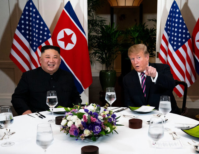 Trump's Talks With Kim Jong-un Abruptly Ended