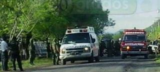 Balacera en Múgica Michoacan deja tres muertos