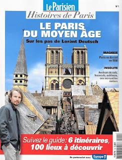 le Parisien et Lorànt Deutsch s'associent pour un hors-série Magazine