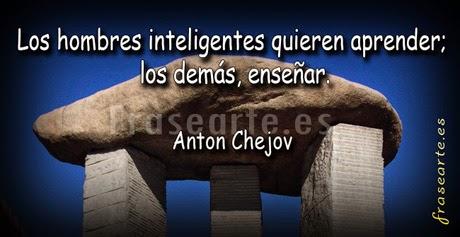 Frases célebres de Anton Chejov