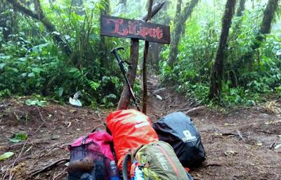 Pos Liliput Pos 1 Gunung Kembang