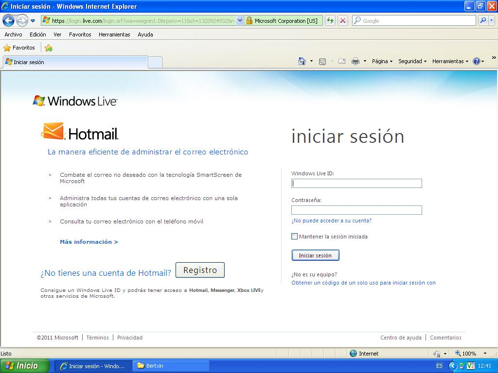Hotmail search users on dating 1