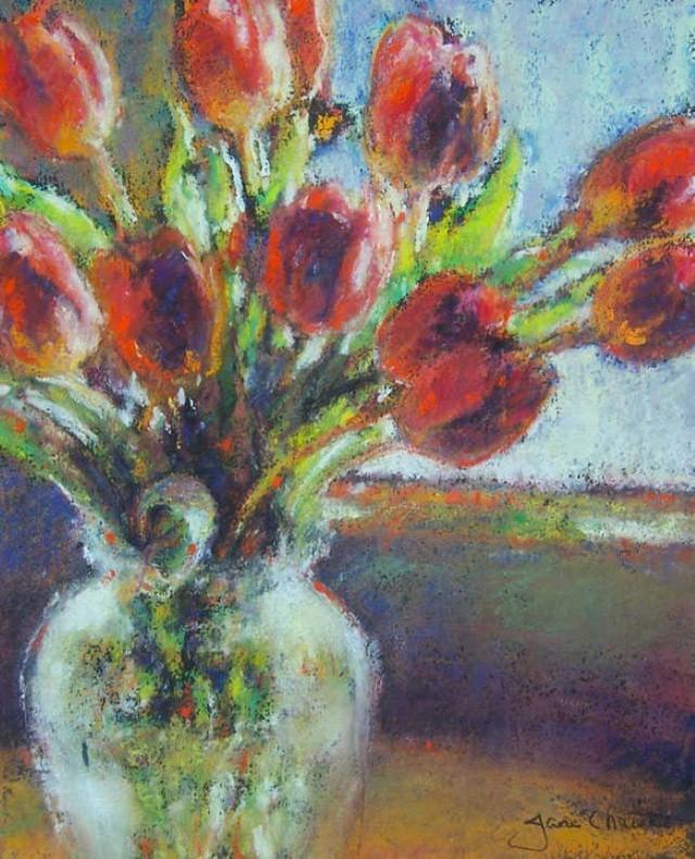 Пастельная живопись. Jane Christie 9