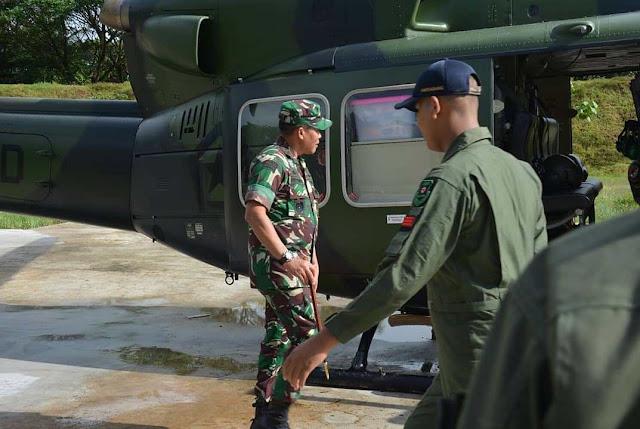 4 Orang Mati Kelaparan di Maluku, TNI Kirim Bantuan Logistik