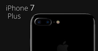 iphone 7 plus con doble camara de 12 megapixeles cada una