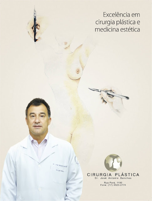Dr. José Antonio Sanches - Cirurgia Plástica - Mais Evidence 41e9a2861d