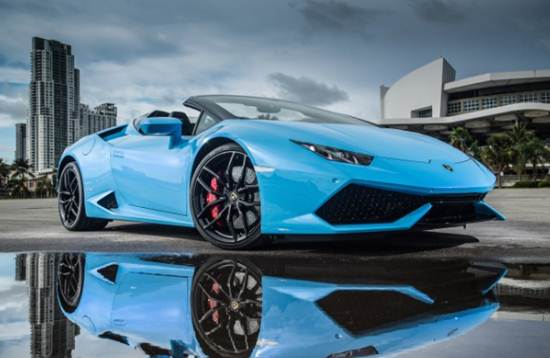 2017 Lamborghini Huracan Lp 610 4 Spyder Price Reviews Of Car