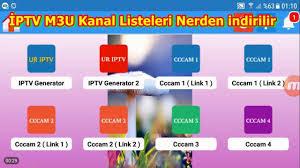 İPTV M3U Kanal Listeleri Nerden indirilir Android