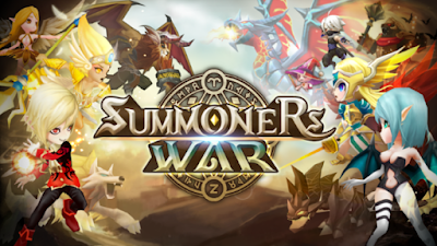 Download Summoners War Sky Mod Apk + Data Terbaru [Unlimited Crystals]