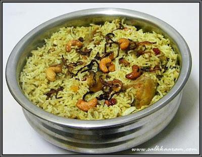 Chicken biryani kerala muslim style - photo#43