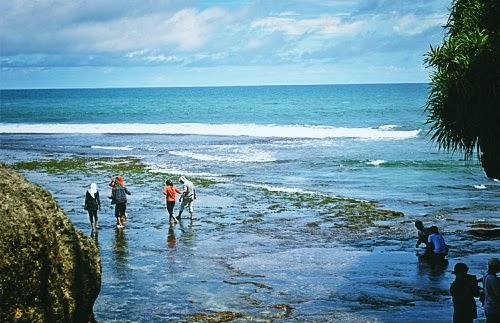 Epic travelers - Sundak Beach Yogyakarta
