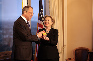 Hillary and Russian Foreign Minister