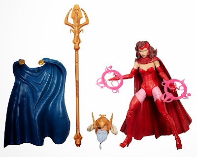 Hasbro - Marvel Legends Avengers Infinite - Scarlet Witch figure